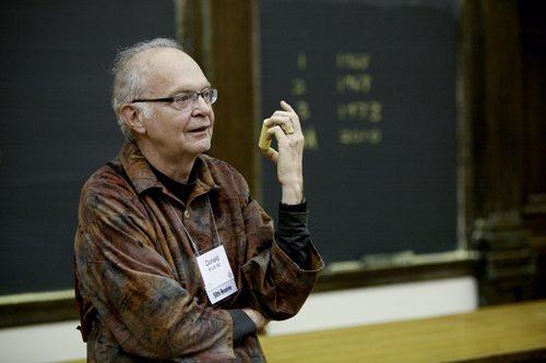 12. Donald Knuth