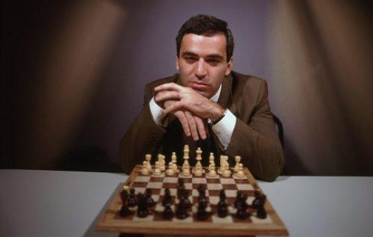 17. Garry Kasparov