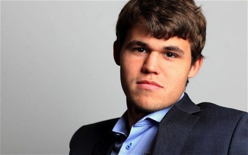 9. Magnus Carlsen