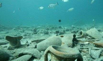 Archeologia subacquea e immersioni a Casal Velino