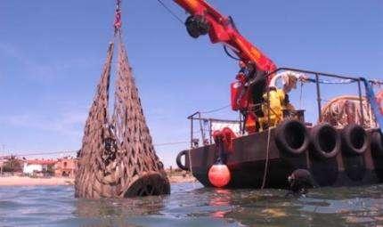 Sardegna, eccezionale recupero di reperti subacquei