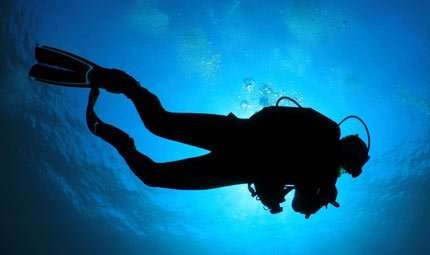 Record di permanenza in immersione