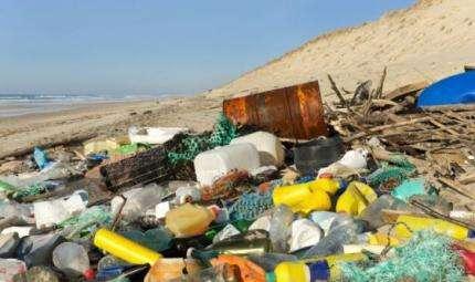 Pacifico, un oceano di rifiuti