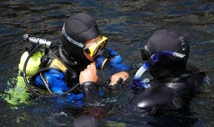 Sicilia: percorso subacqueo per non vedenti