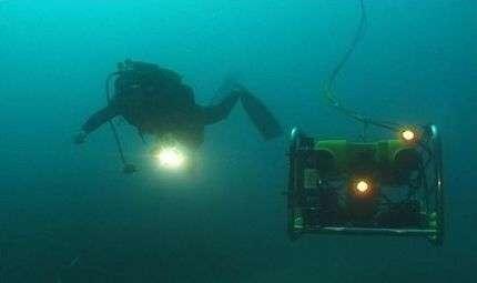 Thesaurus, il futuro dell'archeologia subacquea