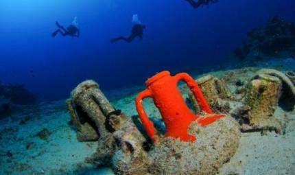Archeologia subacquea 2015, campo scuola in Sicilia