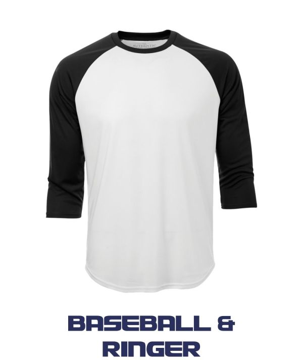Baseball & Ringer