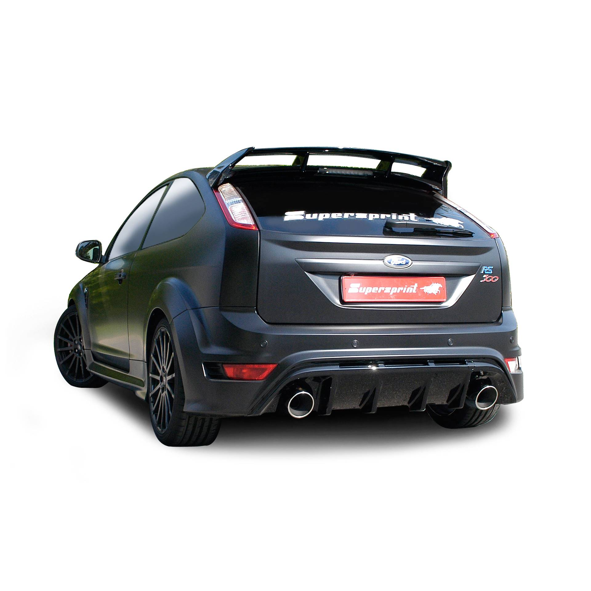 performance sport exhaust for ford