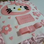 Tarta personalizada de Kitty