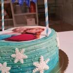 Tarta personalizada Frozen (2)