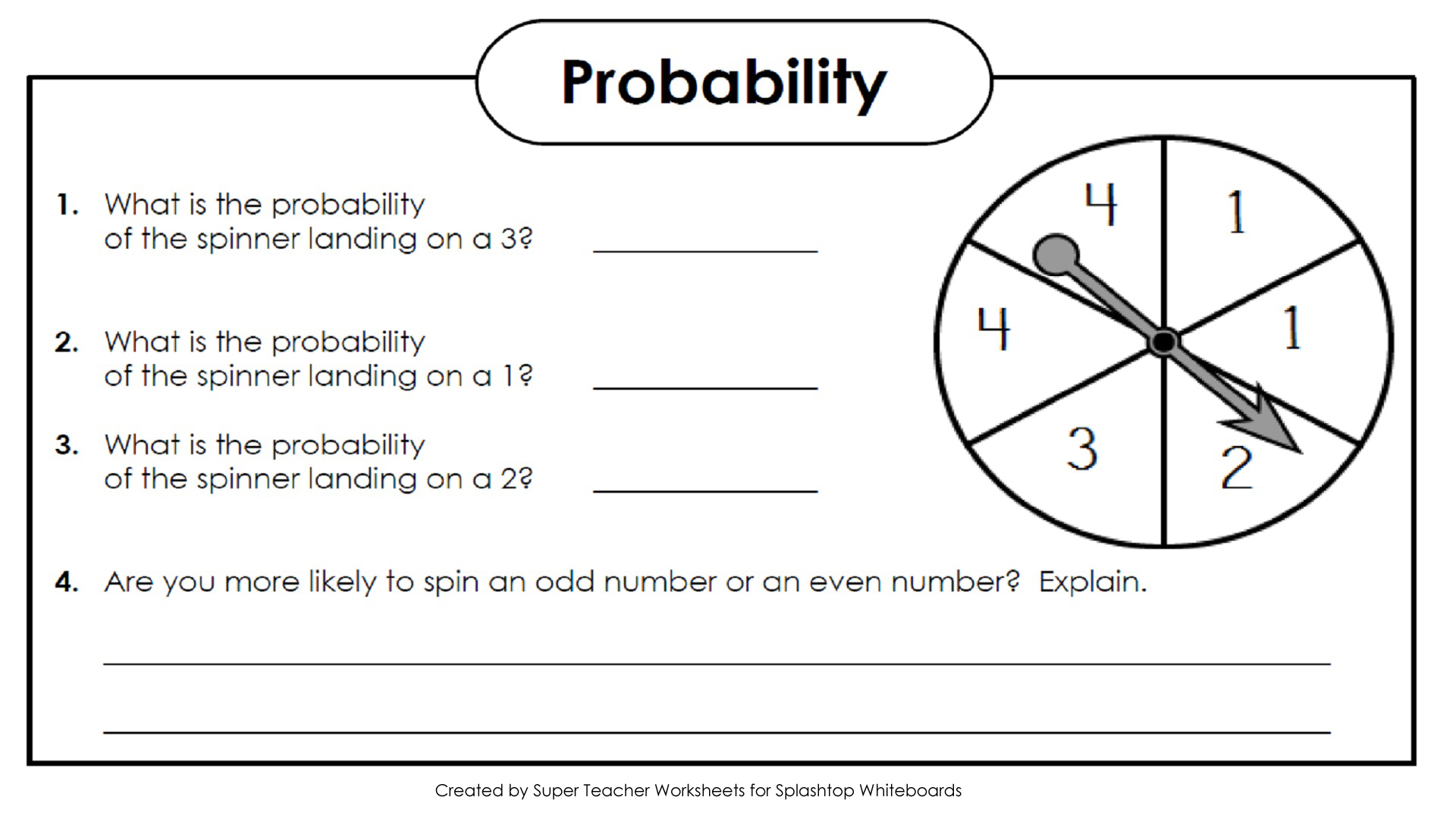 Worksheet Basic Probability Worksheet Grass Fedjp