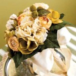 How to Make a Bridal Bouquet