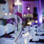 Wedding Centerpieces – Tall Cylinder Vase