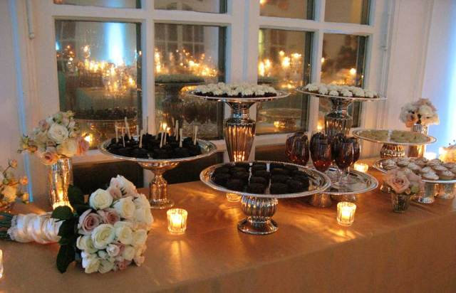 Wedding Dessert Buffet