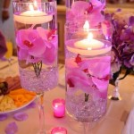 Cylinder Wedding Centerpieces – So Easy to Make!