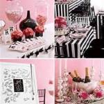 Candy Theme Wedding