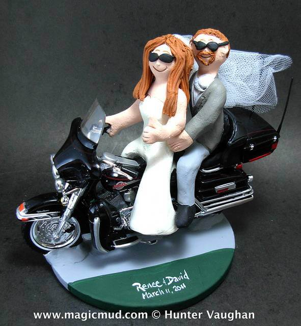 Harley Wedding Ideas
