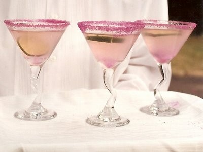 Signature Cocktails for Wedding Receptions