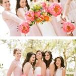 Single Stem Peony Bouquet