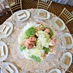 Wedding Reception Tables – Ivory