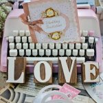 Vintage-Chic Inspired Romantic Wedding Idea