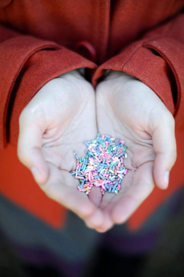 Candy Sprinkles Wedding Ideas - Lots of Photos and Ideas! |