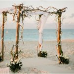 This Rustic-Elegant Beach Wedding Will Make You Want to be Married Sea Side!
