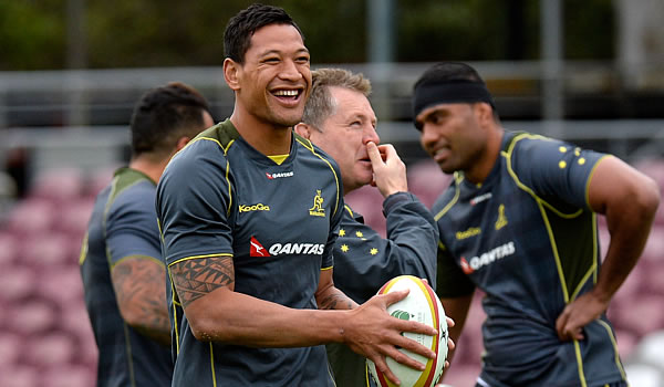 Israel Folau has called for a code of conduct hearing