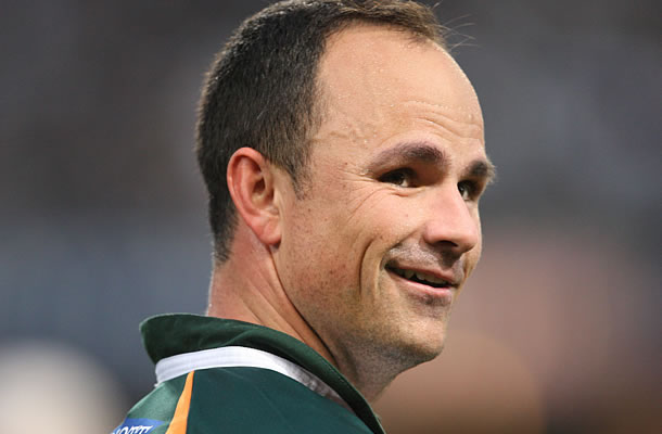 Jaco Peyper will be in charge of the opening Rugby Championship match