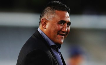 Former Highlanders coach Jamie Joseph will now coach the Sunwolves