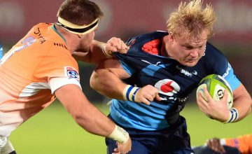 Adriaan Strauss was rested for this match