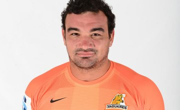 Agustin Creevy has been named as captain of the Jaguares team