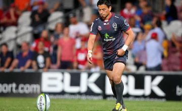 Ayumu Goromaru will not play Super Rugby again for the Reds