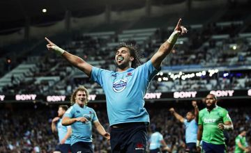 Jacques Potgieter has signed to play for the Bulls again