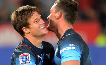 Piet Van Zyl and Jesse Kriel turned out for the Bulls