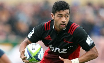 Richie Mo'unga will make his first Test start in the Rugby championship