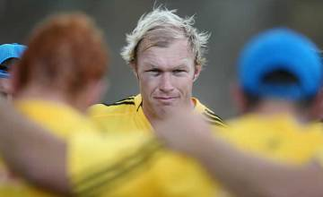 Schalk Burger has an ankle injury