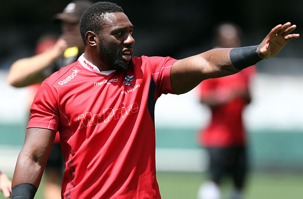 Tendai Beast Mtawarira will play his 150th Super rugby match this weekend