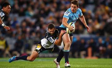 Bernard Foley will become the Waratahs most capped flyhalf