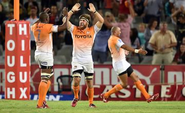 Boom Prinsloo has been ruled out for the Super Rugby season