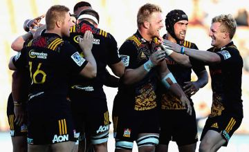 The Chiefs have named an experienced side to play the Jaguares