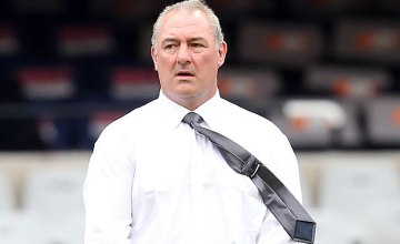 Sharks Director of Rugby Gary Gold
