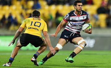 Jack Debreczeni comes into the Rebels super rugby starting line up