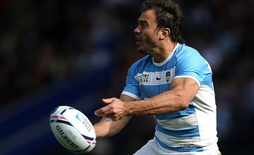 Juan Martin Hernandez will make his Super Rugby debut this weekend