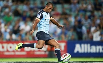 Kurtley Beale starts the Super rugby season at fullback