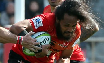 Liaki Moli starts for the Sunwolves this weekend