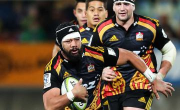 Maama Vaipulu comes into the Chiefs starting line up
