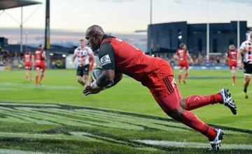Nemani Nadolo has been named in the Crusaders side to play the Highlanders