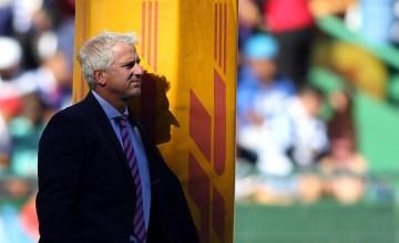 Stormers Super Rugby head coach Robbie Fleck