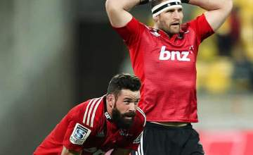 Ryan Crotty returns for the Crusaders this weekend